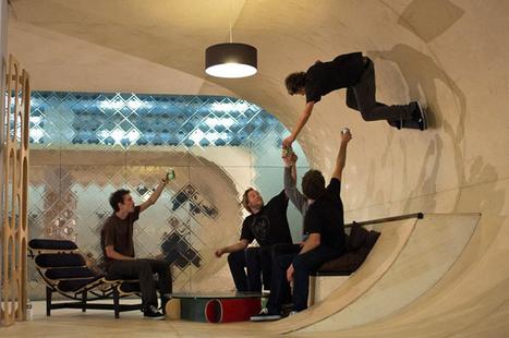 8 Amazing Skateparks - ODDEE | enjoy yourself | Scoop.it