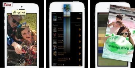 Slingshot : #Facebook dévoile par erreur le concurrent de #Snapchat | Social media | Scoop.it