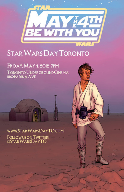 Star Wars Day Toronto | The Blog's Revue by OlivierSC | Scoop.it