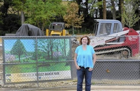 Ridgely Manor Park set for grand opening Aug. 30   Suburban Land Trusts   Scoop.it