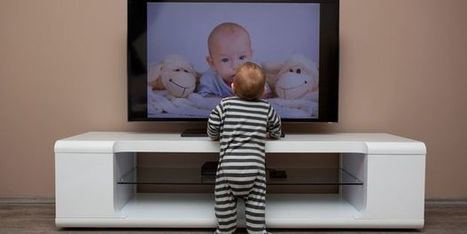 Watching TV can be good for toddlers | ESRC press coverage | Scoop.it