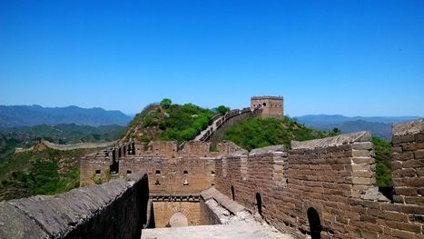 Jinshanling Great Wall is one of most famous sections of the Great Wall. | Tour to Graet Wall of China | Scoop.it