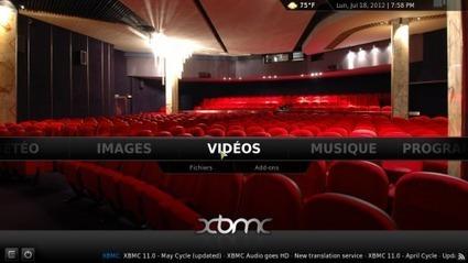 Tutoriel XBMC: WebTV FR, Hulu...   Time to Learn   Scoop.it