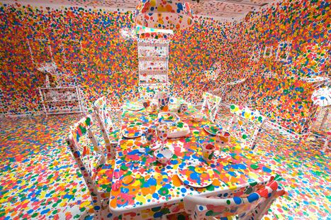 Vous ne devinerez jamais qui est l'artiste le plus populaire de l'art contemporain...   Culture & Co   Scoop.it