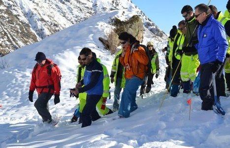 Le personnel du Consorcio gérant le tunnel d'Aragnouet-Bielsa formé au risque d'avalanche | Vallée d'Aure - Pyrénées | Scoop.it