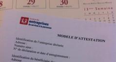 Modèles attestations de la vie de l'entreprise   Actualité Juridique   Scoop.it
