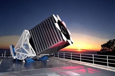 Señales atribuibles a extraterrestres en 234 estrellas como el Sol   HISTORIA Y GEOGRAFÍA VIVAS   Scoop.it