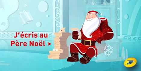 Jouer avec le Père Noël et même lui écrire (à partir de 6 ans) | jeux éducatifs en ligne | Scoop.it