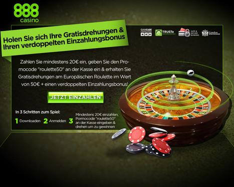 Dies und Das ... :-): Casino 888 - hoher Einsteiger-Bonus | Internet Marketing | Scoop.it