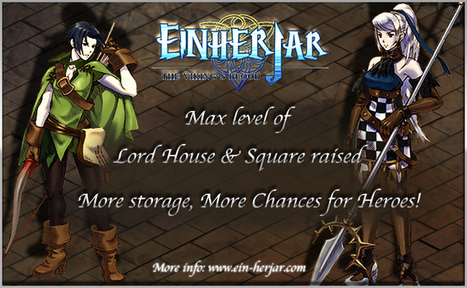 Einherjar - The Viking's Blood: Latest Updates announced for Einherjar community by Appirits | Einherjar - The Viking's Blood | Scoop.it