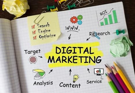 ¿Qué es el marketing digital o marketing online? | De todo un pocho | Scoop.it