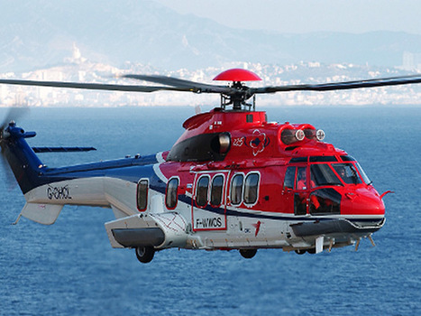 Airbus taking offshore helicopter safety to new heights - News for the Oil and Gas Sector | Helicopter News | Scoop.it