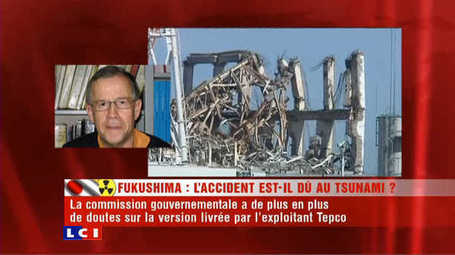 Fukushima : l'accident est-il dû au tsunami ? - Infos - Replay | FUKUSHIMA INFORMATIONS | Scoop.it
