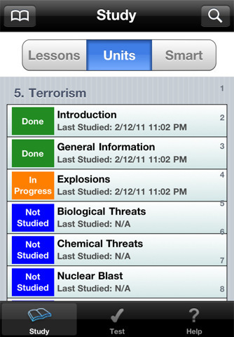 Are You Ready? - Disaster Preparedness - iPhone Apps | Fire Safety | Scoop.it