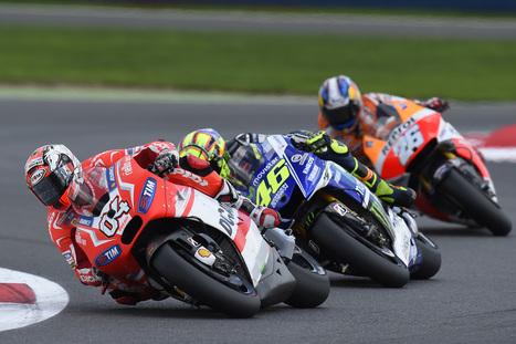 Sunday, Silverstone MotoGP Photo Gallery | Ductalk Ducati News | Scoop.it