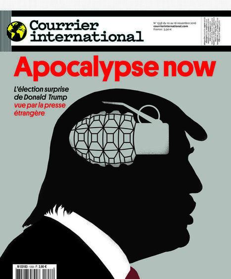 Courrier international n°1358 - 10 novembre 2016   revue de presse cdi lycée sacré coeur   Scoop.it