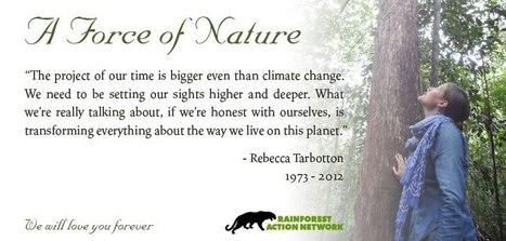 A Force of Nature   Save Our Planet   Scoop.it