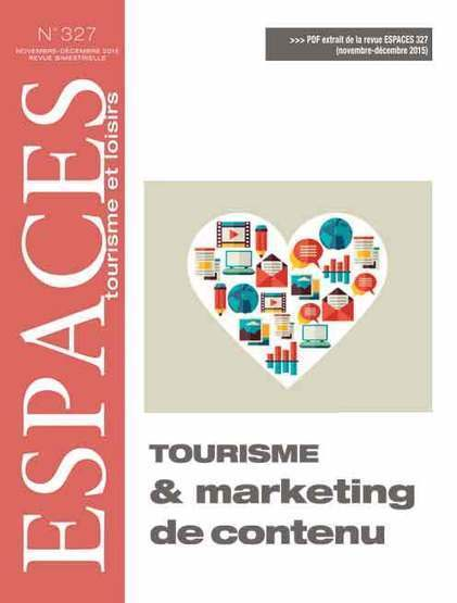 REVUE-ESPACES | Tourisme et marketing de contenu | Notebook | Scoop.it