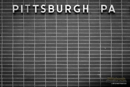 Pittsburgh Cityscapes in Black and White | Urban Decay Photography | Scoop.it