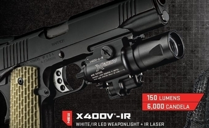 Surefire – X400V-IR Tactical Weapon Light | Airsoft Showoffs | Scoop.it