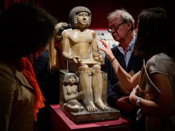Ancient Egyptian statue of Sekhemka disappears into private collection in 'moral crime against world heritage' | The Independent | Afrique | Scoop.it