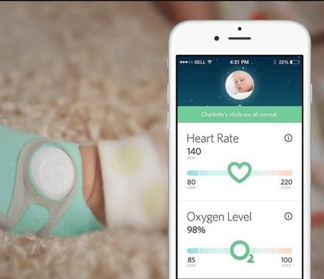 Owlet Baby Care, une chaussette aux petits soins | Santé mobile et objets connectés | Scoop.it