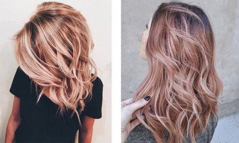 Deze haarkleur ga je dit najaar overal zien (en het staat iedereen) | Kapsels voor vrouwen | Scoop.it