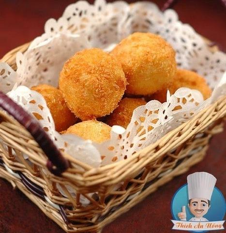 Gà viên chiên giòn hấp dẫn - Blog Dạy nấu ăn | Cách nấu ăn | Scoop.it