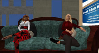 Mary Livermore Library > Second Life > Book Club | Working and Living in Virtual Worlds | Scoop.it