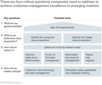 Achieving customer-management excellence in emerging markets | McKinsey & Company | Business Transformation | Scoop.it
