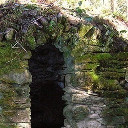 The hermit in the garden | Archaeology News | Scoop.it