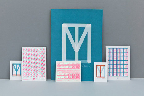 TextielMuseum and TextielLab Identity by Raw Color | Graphic design & Visual communication | Scoop.it