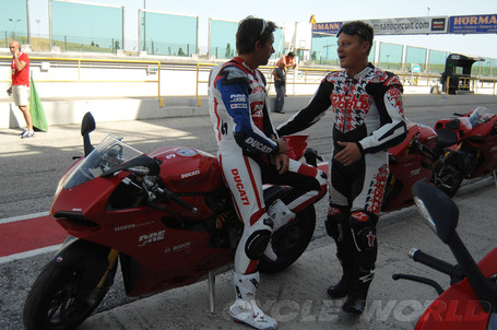 Troy Bayliss Academy at World Ducati Week | Ductalk | Scoop.it