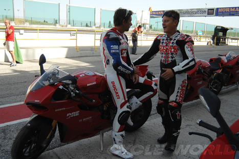 Troy Bayliss Academy at World Ducati Week | Ductalk Ducati News | Scoop.it