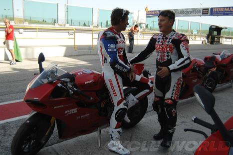 Troy Bayliss Academy at World Ducati Week | Ductalk Ducati News | Scoop.it