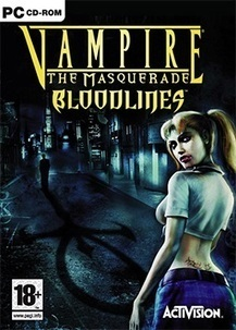 """The Best Video Game Ever: """"Vampire The Masquerade: Bloodlines"""" - The League of Ordinary Gentlemen (blog) 