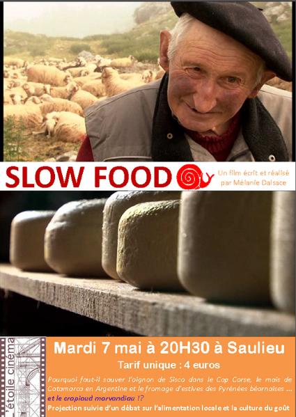Slow Food au Mardi du Débat - Gens du Morvan | PAYSAGE DEMAIN | Scoop.it