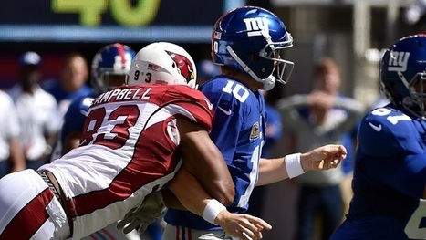 New York Giants In World Of Trouble After 0-2 Start, Should Fire GM Jerry Reese   NFL - National Football League   Scoop.it