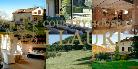 Best Le Marche Accommodations: Country House I Lauri, Montefiore dell'Aso | Le Marche Properties and Accommodation | Scoop.it
