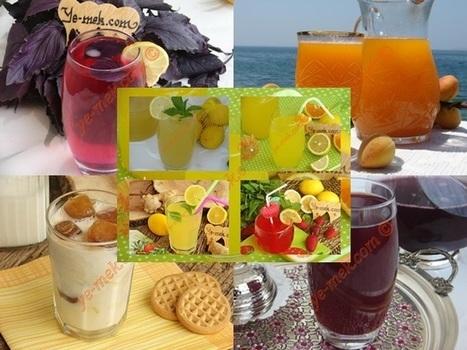 Ramazanda İçinizi Ferahlatacak İçecek Tarifleri | En Kaliteli Yemek T | Pratik Yemek Tarifleri | Scoop.it
