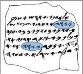 Transcription - Ecriture - Lecture : un joli programme généalogique pour cet été   Rhit Genealogie   Scoop.it