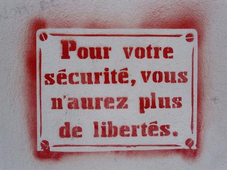 État d'urgence : l'État policier pour éluder tout bilan critique | Libertés Numériques | Scoop.it