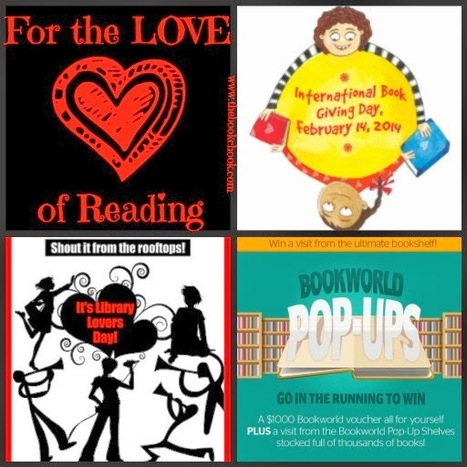 For the Love of Reading | Supporting Children's Literacy | Scoop.it