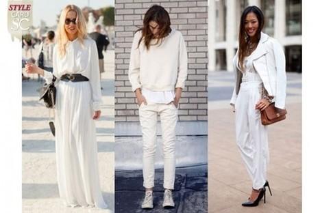 Trends: Winter Whites | StyleCard Fashion Portal | StyleCard Fashion | Scoop.it