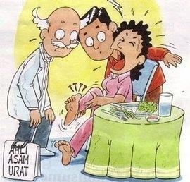 Cara Mengobati Asam Urat | Ginanjar Herbal Online Store | Health | Scoop.it