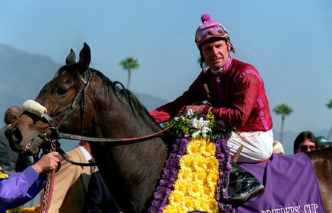 Santa Anita's opening statement: honoring Eddie Delahoussaye | Share Some Love Today | Scoop.it