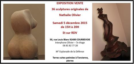 Sculptures originales de Nathalie Olivier | L'art, l'humour et l'humain... | Scoop.it