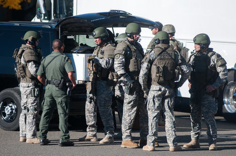 Civilian 'Guard' Fires Gun While 'Protecting' Recruiting Center   Miscellany   Scoop.it