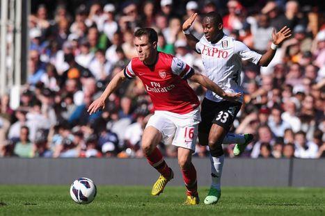 Ram raid: Cardiff plan surprise move for Arsenal midfielder Aaron Ramsey - Mirror.co.uk   afc   Scoop.it