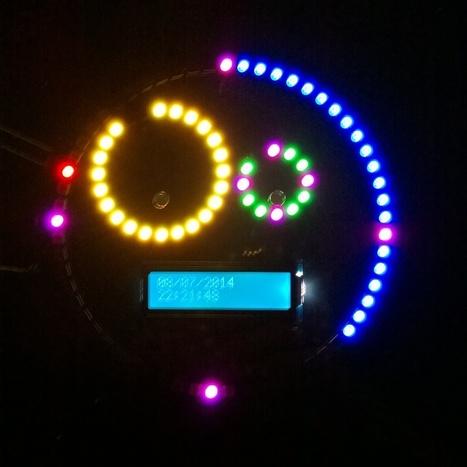 Top 10: Projects Built on Arduino<br/> | Hackster.io's blog | Arduino, Netduino, Rasperry Pi! | Scoop.it